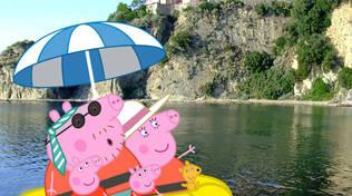 Vico Equense ed Agropoli fra le Peppa Pig destinations 2021