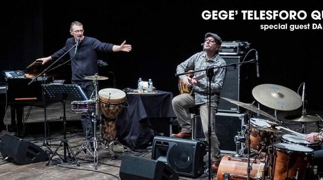 """A Cava de' Tirreni il 15 luglio con """"Impossible tour"""": Gegè Telesforo e il suo """"4TET"""""""