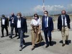 """Aeroporto Salerno Costa D'Amalfi- Piero De Luca: """"Soddisfatti per l'avvio dei lavori"""""""