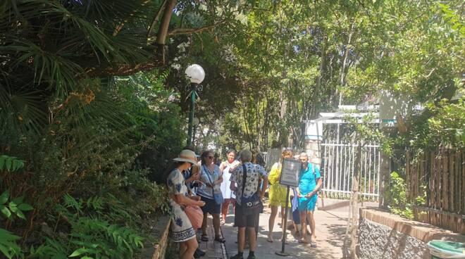 Associazione Capri Vera: disagi per il sistema di bigliettazione online per i giardini d'Augusto e Villa Lysis