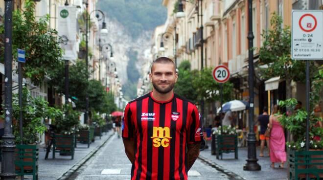 Calcio: Vincenzo Liccardi sarà ancora #madeinsorrento