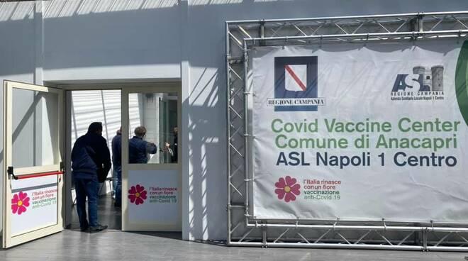 """Capri, progetto """"Isola Covid free"""" no stop"""