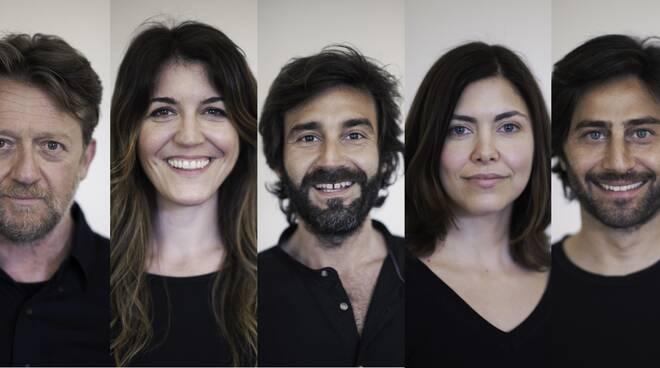 "\""Intramuros\"" diretto Virginia Acqua: J\'adore votre travail, bravo!"