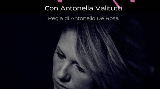 Antonella Valitutti ritorna in scena a Salerno