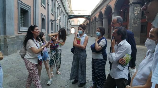 """Fiera del Libro in Campania presentazione di \""""Green Girls\"""" di Christiana Ruggeri"""