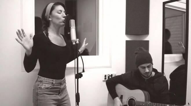 "Valentina Naselli Duo \""Mina d\'Autore\"" a Positano"