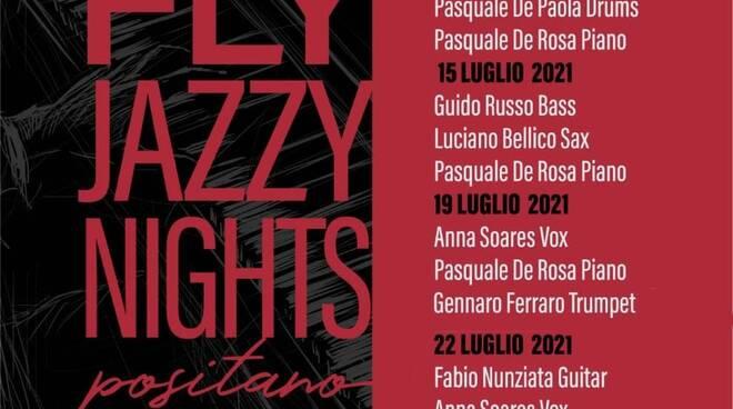 Fly Jazzy Nights         Jazz d'autore a Positano