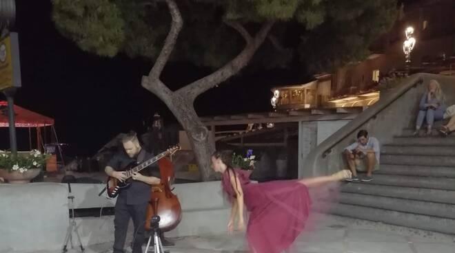 Positano - Vicoli in...danza con Alessandra Sorrentino