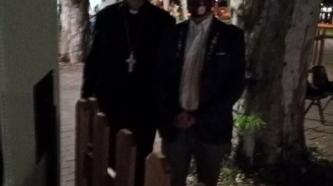 """ASL Salerno-ospedale di Sapri: a monsignor Angelo Spinillo la decima edizione """"Premio Don Giovanni Iantorno""""."""