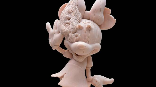 "Alla Gagosian Gallery di Roma in mostra i \""tesori\"" di Damien Hirst"