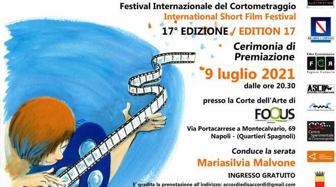 Cerimonia di Premiazione di accordi @ DISACCORDI - 17.ma Edizione a Napoli