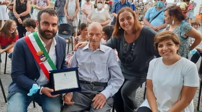 Carlo Cuomo 100 anni