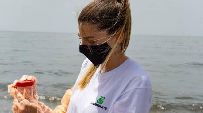 Costiera amalfitana, cattiva depurazione e fiumi inquinati, a denunciarlo è Goletta Verde di Legambiente