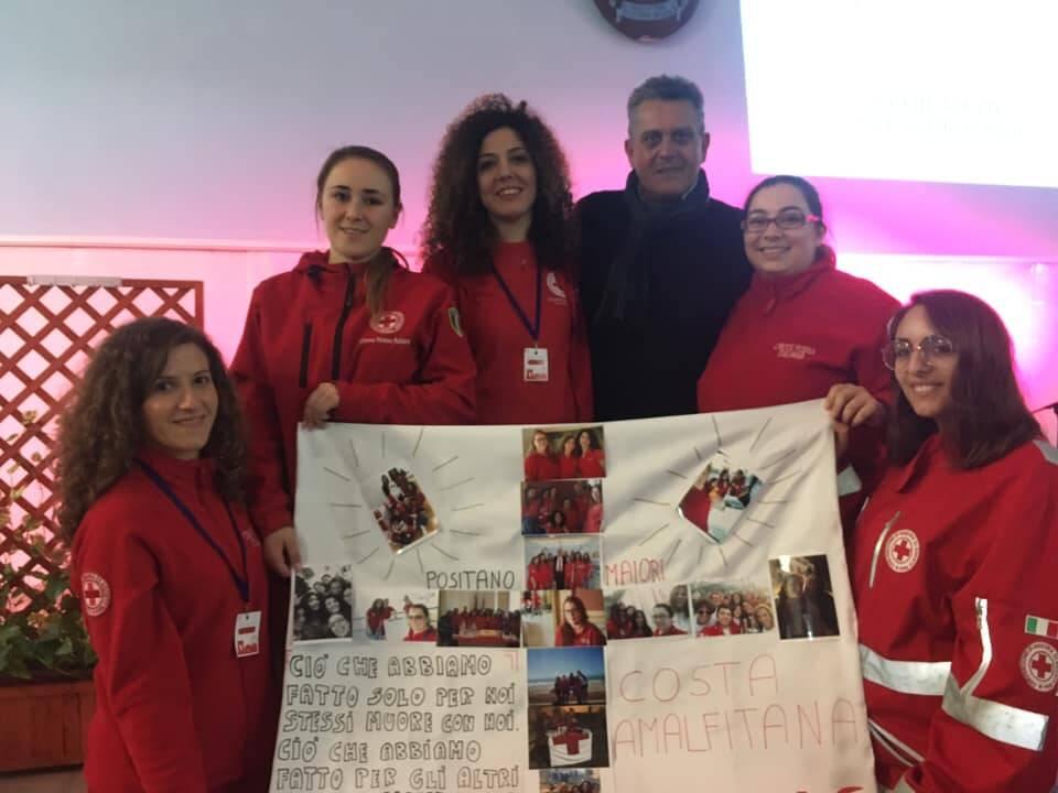 Croce Rossa Positano