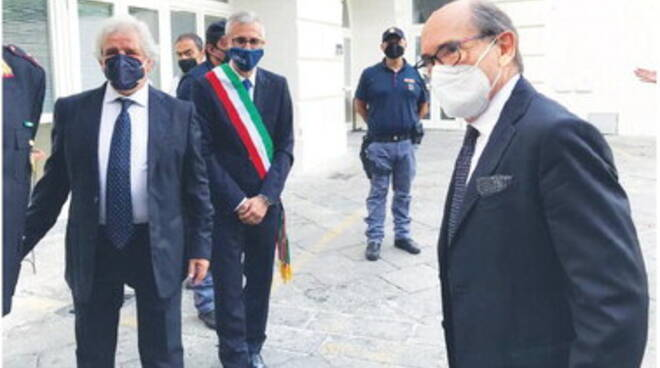 De Raho: «Anche la Penisola Sorrentina è a rischio infiltrazioni»