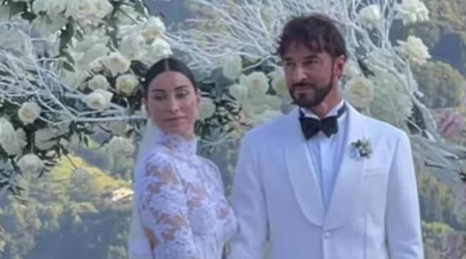 """Giorgia Gabriele e Andrea Grilli, hanno pronunciato il loro fatidico """"si"""""""