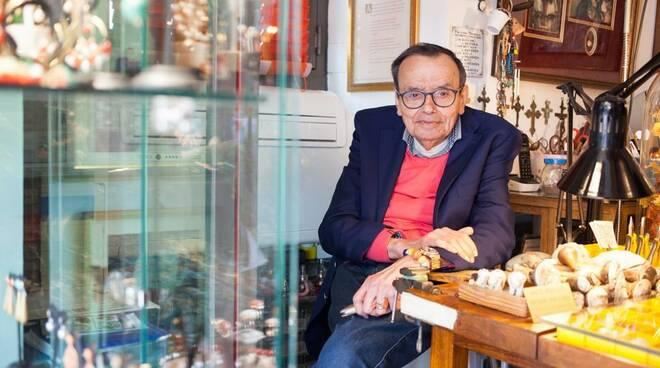 Giorgio Filocamo: un ravellese autentico