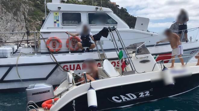 Guardia Costiera Capri