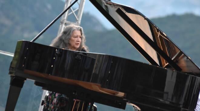 Il Ravello Festival ai piedi di Martha Argerich