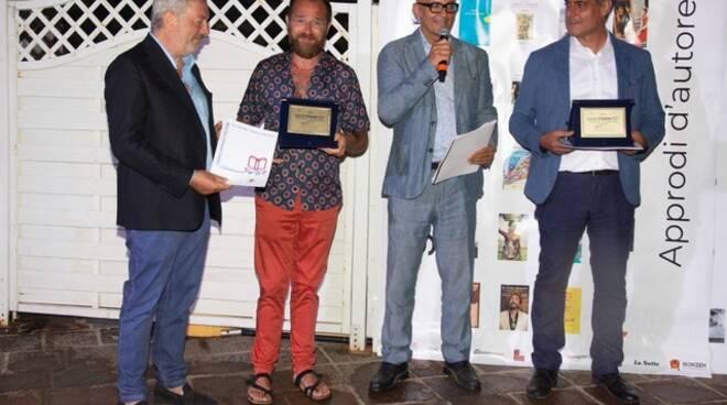 """Ischia, successo per il premio """"Approdi d'Autore"""" 2021,"""