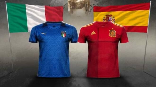 Italia-Spagna si giocano la finale ai supplementari