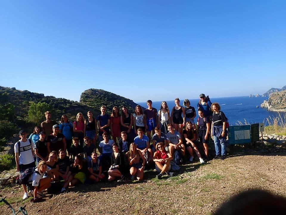 L'Area Marina Protetta di Punta Campanella cerca 3 volontari