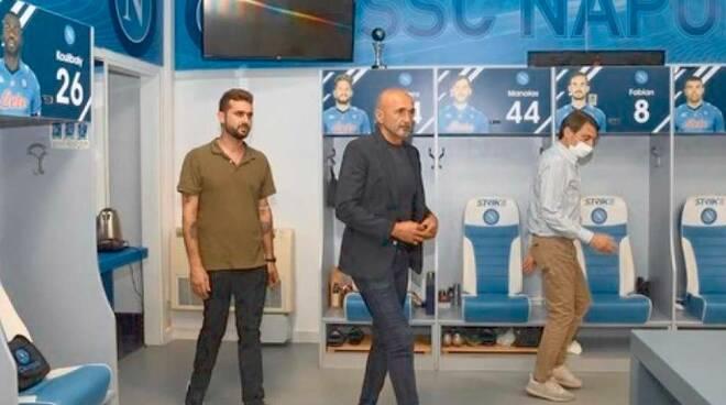 L'entusiasmo di Spalletti «Napoli, sarò con te»