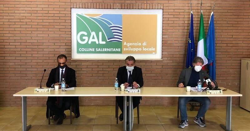 L GAL COLLINE SALERNITANE PRESENTA IL PROGETTO DI COOPERAZIONE TRANSNAZIONALE V.O.T., VILLAGES OF TRADITION
