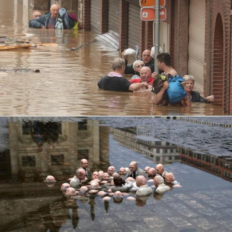 Liegi alluvione