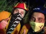 Maiori, incendio in località Scalese: fiamme spente durante la notte