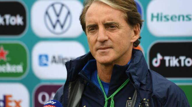 Mancini ct azzurro