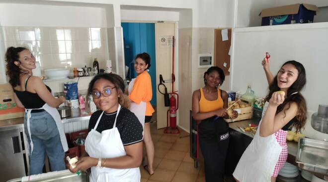 Med Food Lab a Tramonti