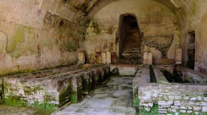 Minori, degrado della Villa Romana. I senatori Corrado, Angrisani, Granato e Lannutti si rivolgono al Ministro della Cultura