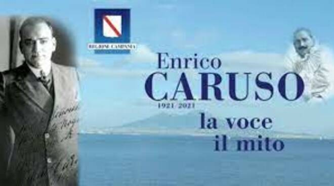 Nel centenario della scomparsa di Enrico Caruso una serie di eventi per ricordare il celebre tenore