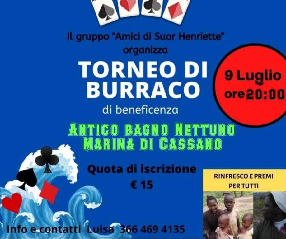 """Piano di Sorrento, Torneo di Burraco per beneficenza organizzato dal gruppo """"Amici di Suor Henriette"""""""