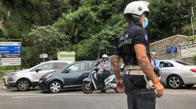 Polizia Municipale Positano