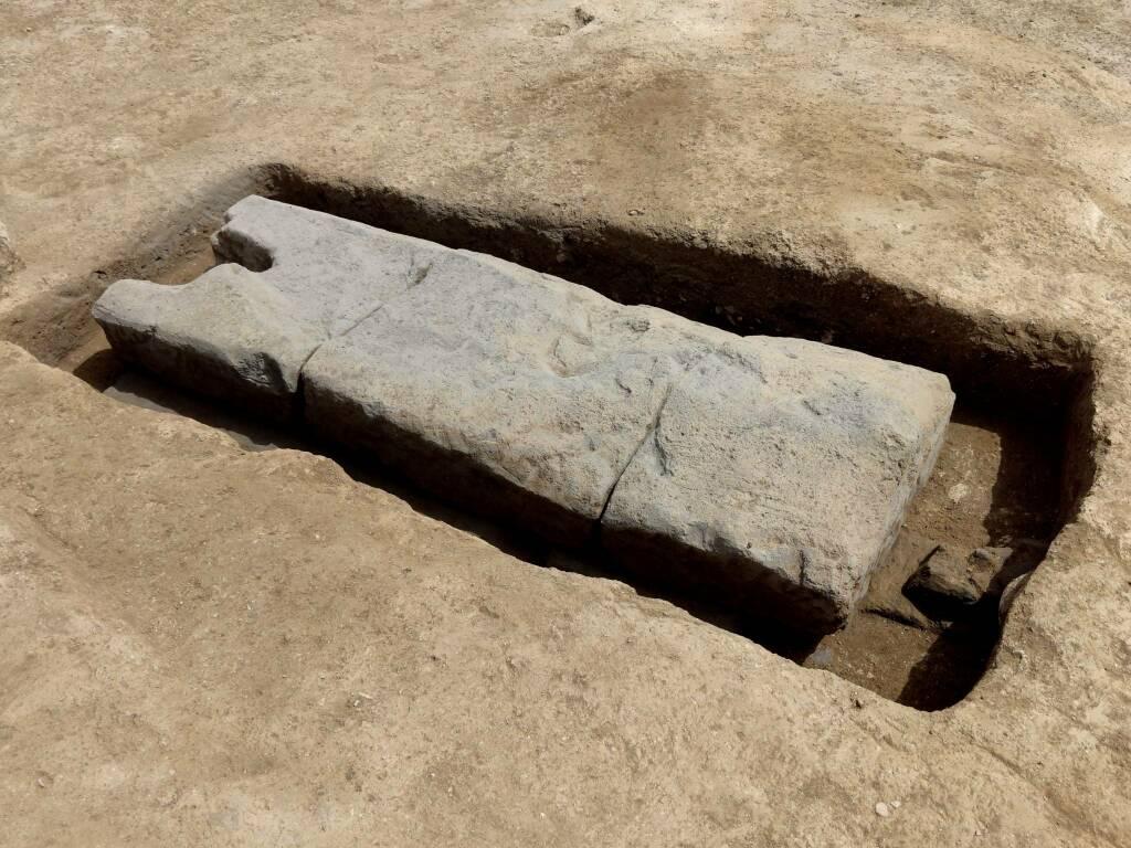 Pontecagnano scoperte archeologiche