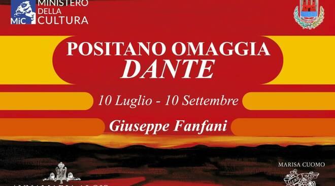 Positano celebra Dante