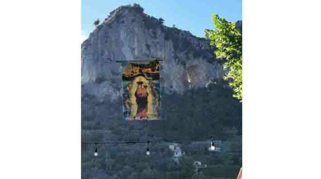 Positano, la frazione di Montepertuso si prepara alla solennità della Madonna delle Grazie