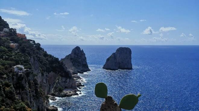 """""""Progetto di utilizzo e fruizione delle Aree demaniali marittime del Comune di Capri"""""""