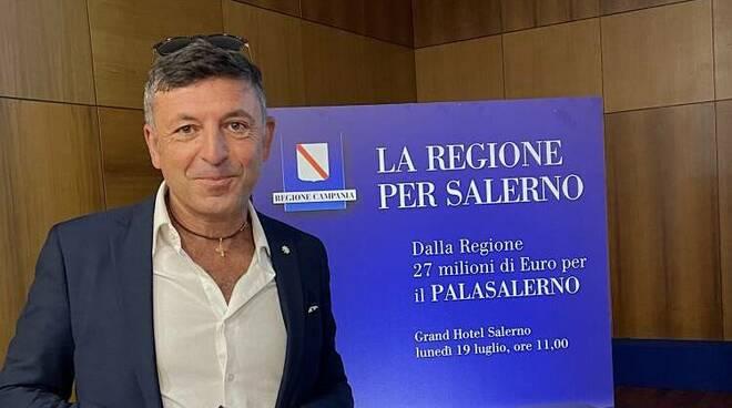 Progetto PalaSalerno: Caramanno