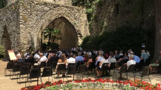 Ravello, rinnovato il tradizionale matinée nei giardini di Villa Rufolo