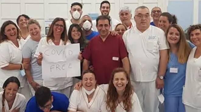 Ruggi Covid Free Salerno