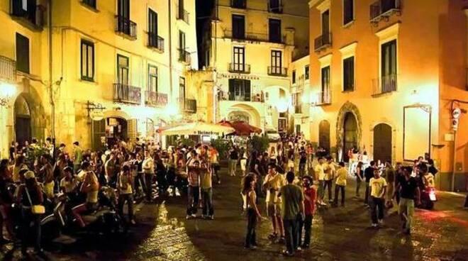 Salerno, movida sicura intensificati gli interventi delle forze dell'ordine nelle ore serali