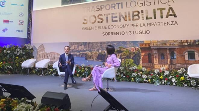 """Sorrento, il Ministro Di Maio all'Alis: """" Lavorare per trovare una soluzione comune"""""""