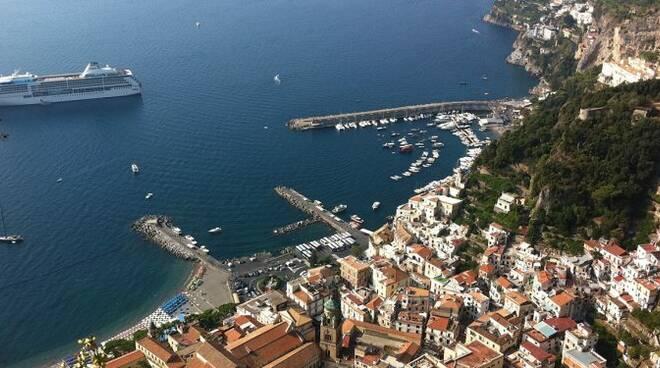 Strutture ricettive presenti ad Amalfi e codice identificativo CUSR