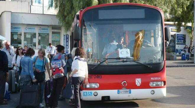 Trasporto pubblico locale in provincia di Salerno, l'Adiconsum Cisl diffida Busitalia
