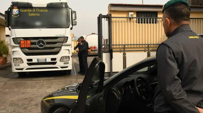 Truffa dei carburanti, sequestri di 128 milioni di euro