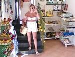 Valentina Ferragni a Positano: oggi da Delikatessen