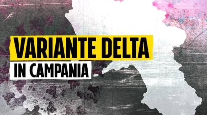 variante delta campania